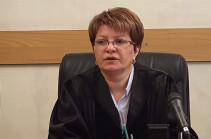 Судья Нарине Овакимян отклонила ходатайство о своем самоотводе