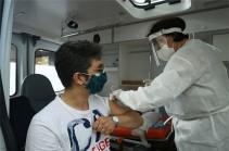 В Армении 588 385 граждан прошли вакцинацию от коронавируса
