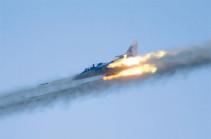Հարավային ռազմական օկրուգի ավիացիան հարվածներ է հասցրել պայմանական թշնամուն՝ մշակելով Ղրիմի պաշտպանությունը