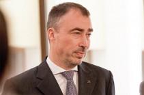 Спецпредставитель ЕС на Южном Кавказе посетит Армению, Азербайджан и Грузию