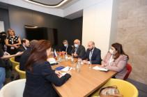 Հայաստանը և Ռուսաստանը բազմաթիվ համատեղ ծրագրեր են իրականացրել. առկա է մեծ ներուժ նոր համագործակցության համար. ՌԴ տնտեսական զարգացման փոխնախարար