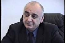Վանո Սիրադեղյանի աճյունը կտեղափոխվի Հայաստան