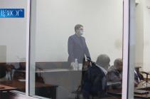 Адвокат Армена Геворкяна не пришла на судебное заседание
