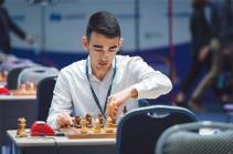 Yerevan open՝ բլից. Հայկ Մարտիրոսյանը գրավել է 3-րդ հորիզոնականը