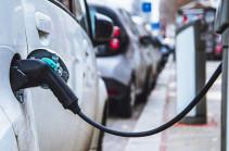 В Армении госструктуры перейдут на эксплуатацию электромобилей, стоимость программы составляет около $5,4 млн