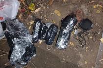 Դատապարտյալներին թմրամիջոց փոխանցելիս բռնվել էր. Հրազդանի ոստիկանների բացահայտումը