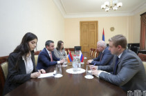 Ишхан Сагателян поблагодарил Россию за возвращение армянских военнопленных
