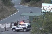 Ադրբեջանն ազատ է արձակել Գորիս-Կապան միջպետական ճանապարհին ձերբակալված 2 իրանցի վարորդներին