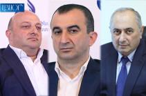 Ни в одной из стран-членов СЕ не было ситуации, когда три оппозиционных депутата без преодоления депутатской  неприкосновенности лишались свободы – блок «Армения»