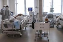 В Армении число зараженных коронавирусом увеличилось на 2603, скончались 37 человек