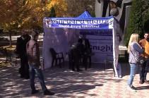 «Ում արժեհամակարգում տեղավորվում է Ղազանչեցոցից «Ղազանչի» անցումը, իրենց տեղն ունեն Բաքվում»․ Երևանում մեկնարկել է Շուշիի անվան փողոց ունենալու պահանջով ստորագրահավաքը