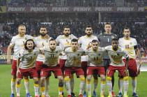 ՖԻՖԱ. Հայաստանի ազգային հավաքականը 89-րդն է