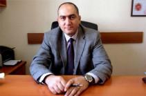 Մուշեղ Բաբայանը նշանակվել է Հակակոռուպցիոն կոմիտեի նախագահի տեղակալի պաշտոնակատար