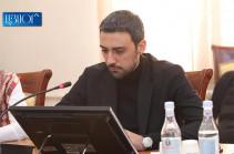 Конституционный суд рассмотрит заявление об оспаривании приказа министра здравоохранения 25 ноября – Арам Вардеванян