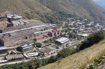 «ГеоПроМайнинг» объявил о сокращениях на Зангезурском медно-молибденовом комбинате: 1400 человек останутся без работы