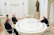Պուտինի, Ալիևի և Փաշինյանի հանդիպումը կարող է տեղի ունենալ նոյեմբերի առաջին տասնօրյակում. սպասվում է եռակողմ հայտարարությունների ստորագրում