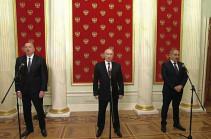 Встреча Путина, Алиева и Пашиняна может пройти в первой декаде ноября