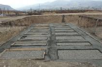 Президент Арцаха побывал в ряде общин Аскеранского района, ознакомился со строительными работами