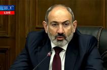 В перспективе охрану границы будут обеспечивать только пограничные войска – Никол Пашинян