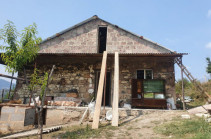 Viva-MTS: The problem of a semi-built building to be solved in Gandzakar