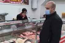 Сотрудники Инспекционного органа в воскресенье провели проверки на объектах общественного питания и в торговых сетях