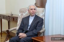 Взимание пошлин с иранских грузовиков противоречит трехстороннему заявлению – посол Ирана в Армении
