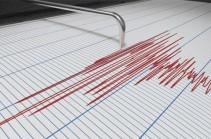 Երկրաշարժ՝ Բավրա գյուղից 10 կմ հյուսիս-արևելք