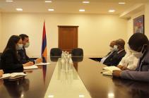 Քննարկել են կրթության և գիտության ոլորտում Հայաստան-Սիերա Լեոնե համագործակցության հնարավոր հեռանկարները