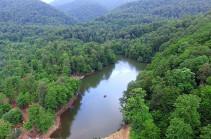 «Պարզ լճի» հարակից անտառում օտարերկրյա քաղաքացիներ են մոլորվել