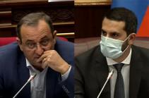 Парламент Армении проведет закрытые слушания по ситуации на границах