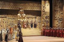 Վերդիի «Աիդա» օպերան վերադառնում է Հայաստանի օպերայի և բալետի թատրոնի բեմ