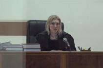 Анна Данибекян отклонила ходатайства о самоотводе