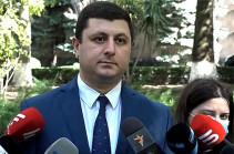 Հայաստանը նման լուրջ պրոցեսից շահած դուրս գալու հնարավորություն չունի․ սահմանազատումն ինչ-որ փուլում պետք է լինի, բայց չպետք է շտապենք. Աբրահամյան (Տեսանյութ)