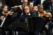 «Արմենիա» փառատոնի շրջանակում ելույթ են ունեցել Յուրի Մեդյանիկն ու Դմիտրի Յաբլոնսկին