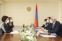 Քննարկվել են բարձր տեխնոլոգիաների ոլորտում հայ-լիտվական  համագործակցությունն ընդլայնելու հնարավորությունները