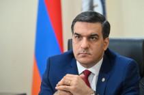 Омбудсмен Армении опубликовал видео незаконного присутствия азербайджанских ВС по соседству с селами Гегаркуника