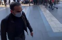 Տիգրան Ավինյանը չցանկացավ խոսել ԶՊՄԿ-ի մասին (Տեսանյութ)