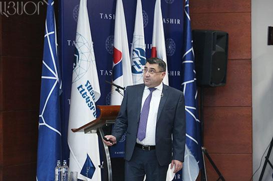 «Ташир» обещает USD 1 млрд вложений денег вэнергетическую отрасль Армении