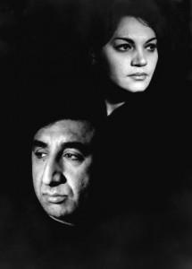 Ֆրունզիկ Մկրտչյան և Դոնարա Փիլոսյան