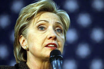 Russia must stop arms sales to Syria – Clinton