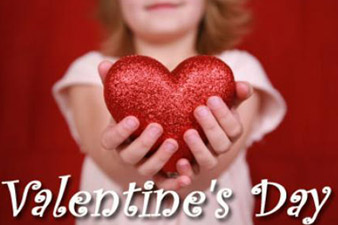 Valentine is a materialistic imitation