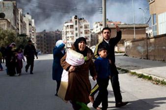 ՄԱԿ-ը մարդասիրական առաքելություն  է ուղարկում  Սիրիա