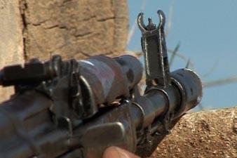 ԼՂՀ ՊԲ. Հակառակորդի գնդակից հայ զինծառայող է վիրավորվել