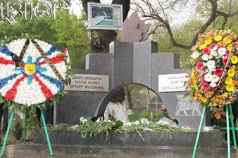 «Ասորի ժողովրդի 1915-ի անմեղ զոհերի հիշատակին նվիրված» հուշարձան