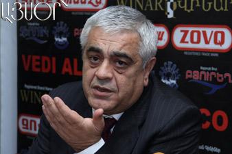 M. Badeyan: RPA is majority; I see no sense in forming coalition