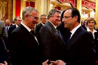Ֆրանսուա Օլանդը ստանձնեց նախագահի պարտականությունները