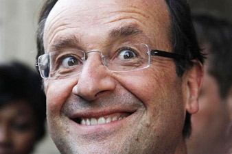 Francois Hollande made an unannounced visit to Afghanistan