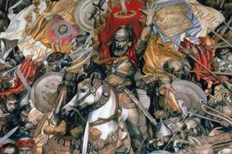 451թ. Տեղի է ունեցել Ավարայրի ճակատամարտը