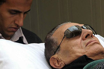 Hosni Mubarak is in coma