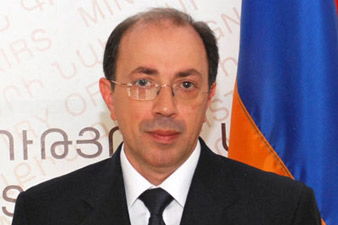Armenian Ambassador handed his credentials to Latvia's President